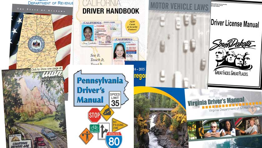 State Driver Manuals