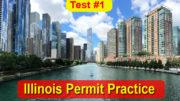 Illinois Permit Practice Test - No. 1