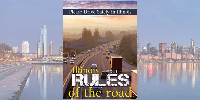 Illinois Study Guide Rules of The Road 2021