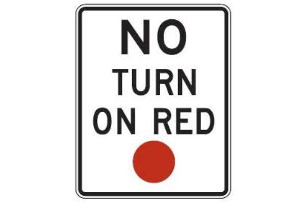Free DMV Test - Arkansas Permit Practice - Road Sign