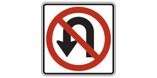 FreeDMVTest - This sign tells you what?