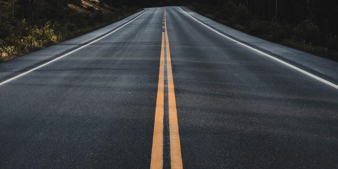 Road lines - Photo by Dimitar Donovski on Unsplash