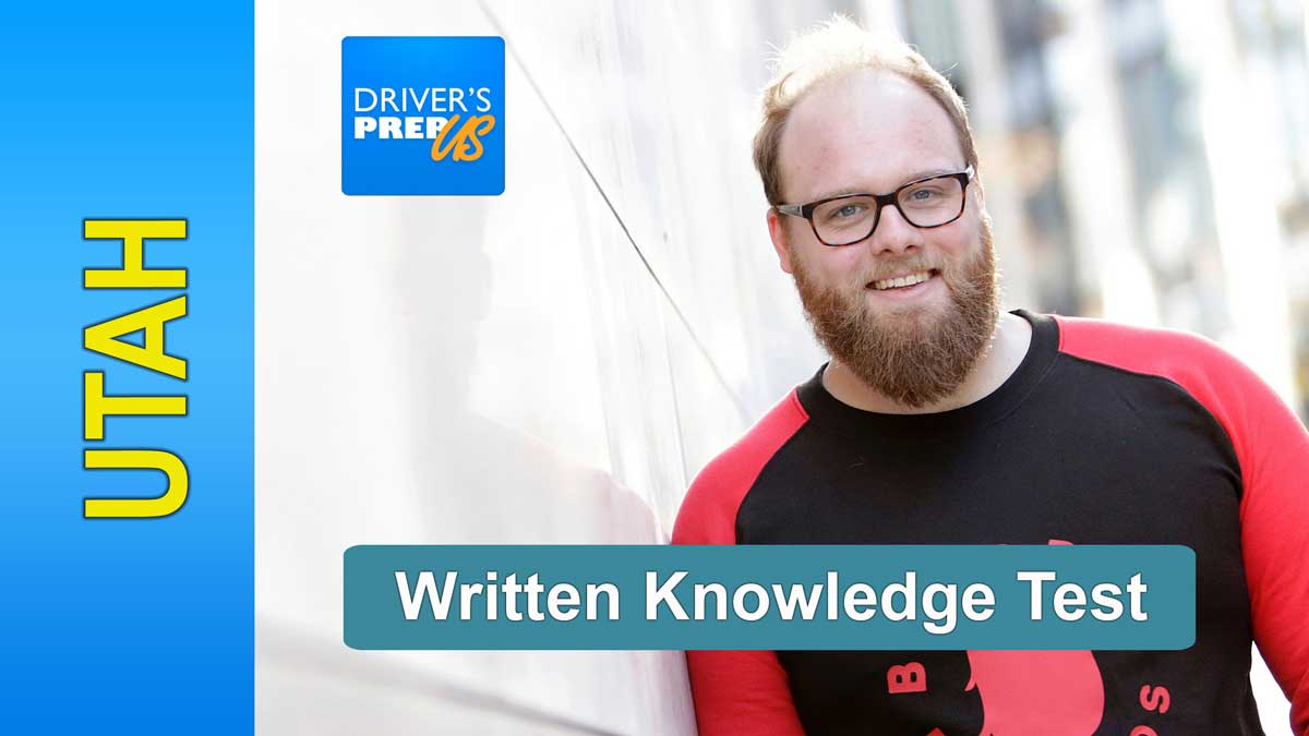 Study for Your Utah Written Knowledge Test  with driversprep.com