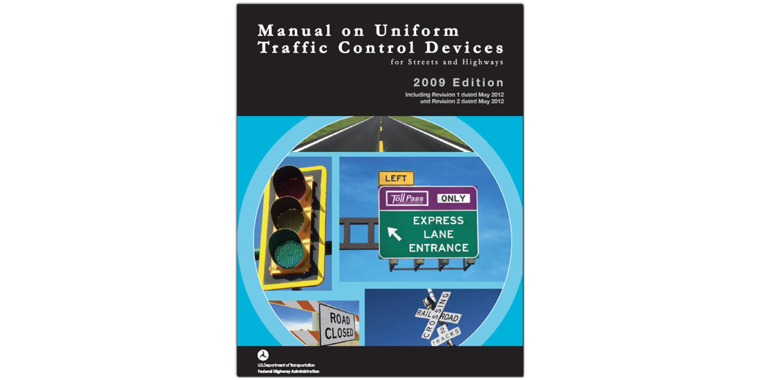 Cover of Manual on Uniform Traffic Control Devices (MUTCD) - FHWA