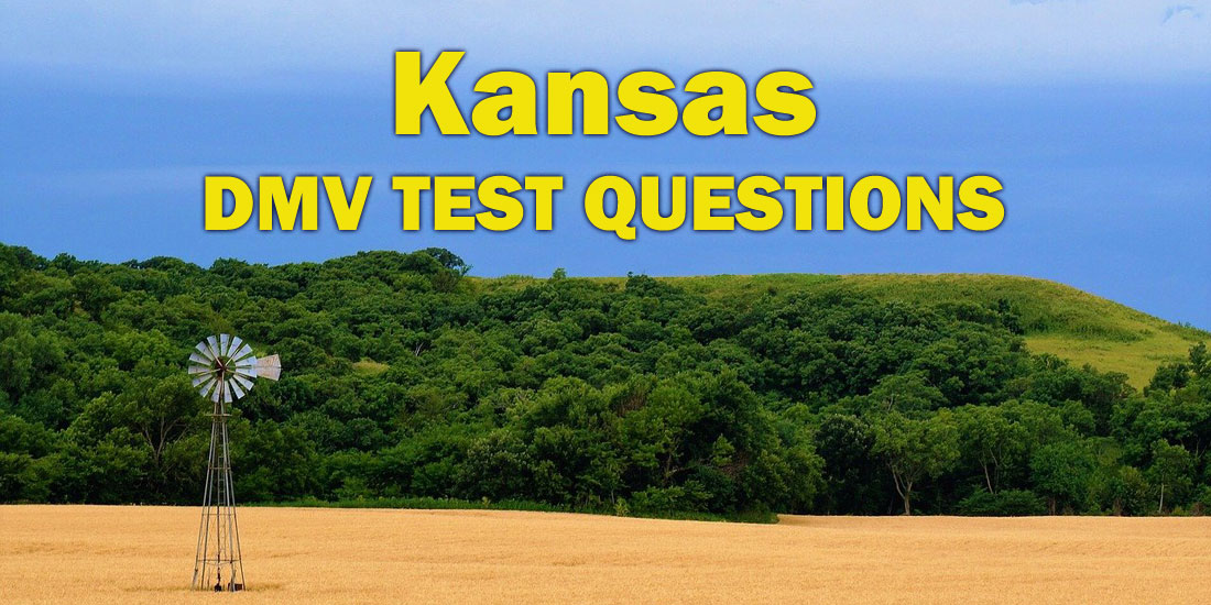 DMV Questions for your Kansas Instruction Permit - Photo by CJMcCay